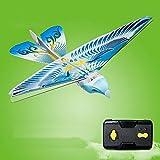 Sangdo Flying Avitron Bionic Blue Bird Ornithopter Toy Flying Bird Remote Control XD
