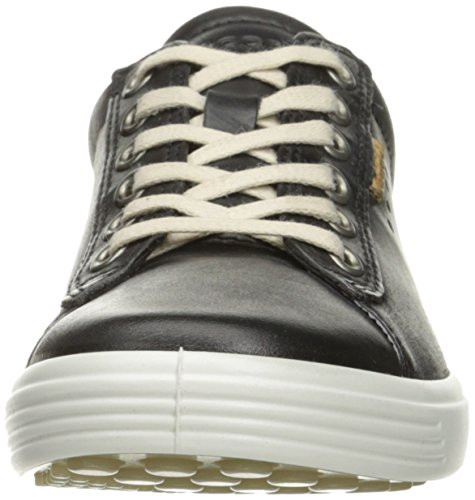 Ecco Fashion Women's Black Sneaker 7 Soft rxqRwztSr