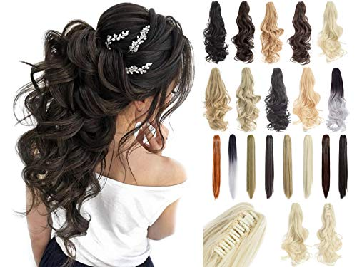 Hebelin Ponytail Extensions Hairpiece Synthetic product image