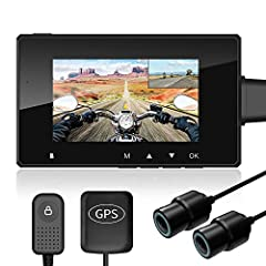 If you want to capture all the memorable moments in pictures and videos while your riding, or add more security to your pleasant trip, then you may want to have a try of the Halocam motorcycle camera.Excellent lens module & super night vi...