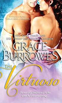 The Virtuoso (Windham Book 3) by [Burrowes, Grace]