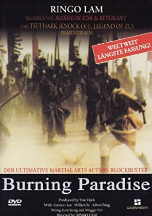 Burning Paradise [Alemania] [DVD]: Amazon.es: Carman Lee ...