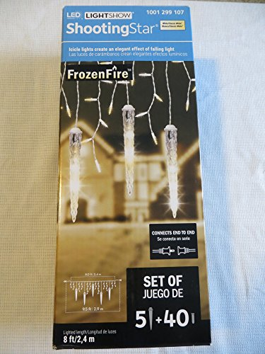Gemmy Icicle Lights Led in US - 8