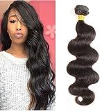 Brazilian Virgin Hair Body Wave Human Hair, 10 12 14 10A Human Hair Bundles Deals, Soft Brazilian Body Wave Bundles