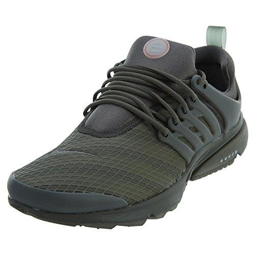 Presto Laria Mens Bassa Utilità Scarpe Nike Fiume Rock / Fiume Rock-fiume Rock-bianco Che Funziona