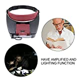 Wearable Magnifier Helmet Magnifying Glass Loupe With Lamp - Best Reviews Guide