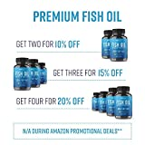Omega 3 Fish Oil 3,600 mg - Designed to Support