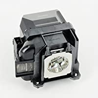 AuraBeam Replacement Lamp For ELPLP78 / EPSON EX3220 With Housing
