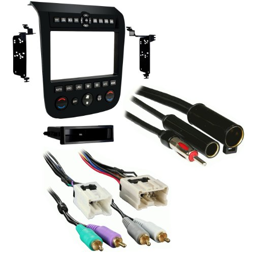 Metra 99-7612B Single/Double DIN Stereo Installation Dash Ki