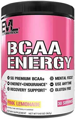 Protein & Meal Replacement: Evlution BCAA Energy