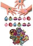 Shopkins Stickers And Tattoos Party Favor Set 48pcs