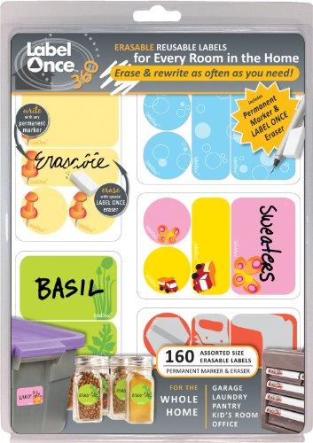 Jokari Label Erasable Labels Eraser product image