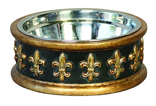 Unleashed Life Chartres Fleur de Lis Collection, Medium by Unleashed Life