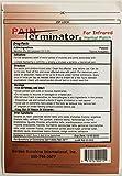 Golden Sunshine - Pain Terminator Far Infrared Patch - 9 Pack