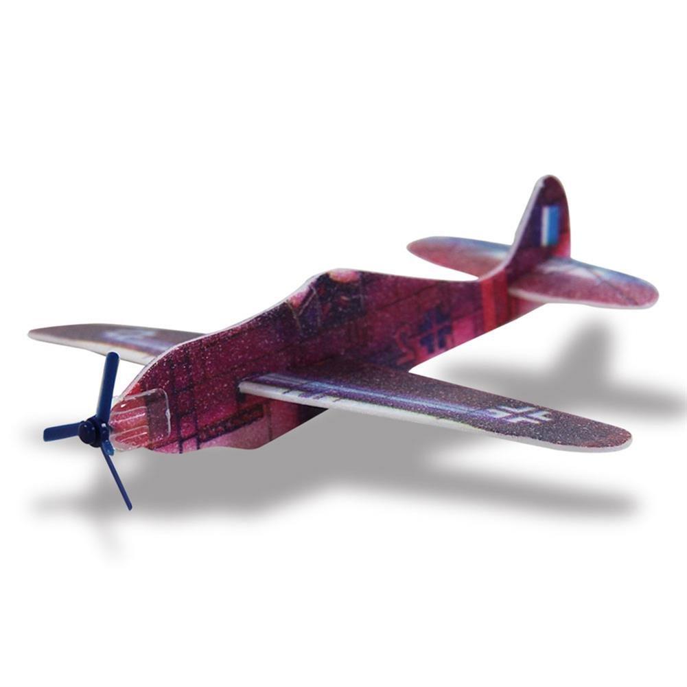 48 x Styropor-Flieger zum Werfen in Party-Packung Unbekannt