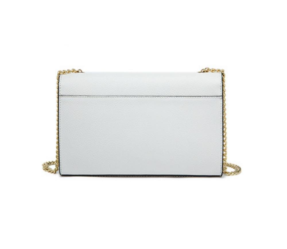 clavos en forma de Y Señora bolsos de cuero de la moda de banquetes (24.5 * 6.5 * 16cm) , white: Amazon.es: Deportes y aire libre