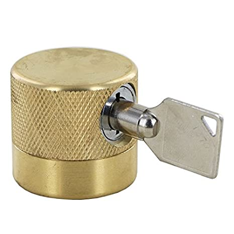 Amazon.com : Spinsecure FSS 50 Faucet Lock by Spinsecure : Garden ...