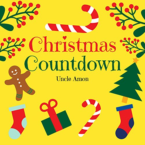 Christmas Countdown: A Fun Christmas Picture Storybook for Kids (English Edition)