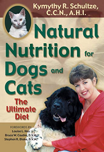 Cooking Essentials Stool - Natural Nutrition for Dogs and Cats: The Ultimate Diet