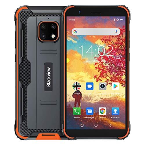 Blackview BV4900 Téléphone Portable Incassable,Écran 5,7' Batterie 5580mAh, Charge Inverse, Smartphone IP68 Étanche… 1
