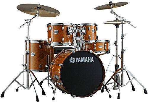 Rack Tom Birch Shell - Yamaha Stage Custom Birch Drum Set - Honey Amber