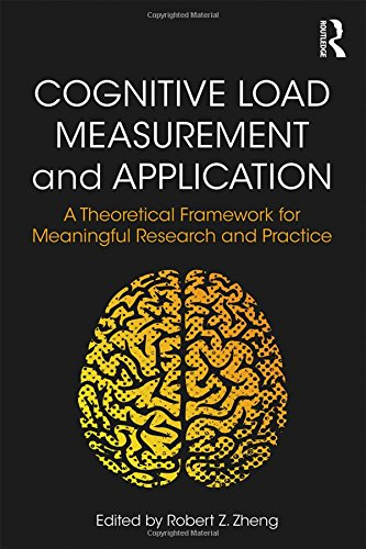 Cognitive Load Measurement and Application: A Theoretical Framework for Meaningful Research and Practice