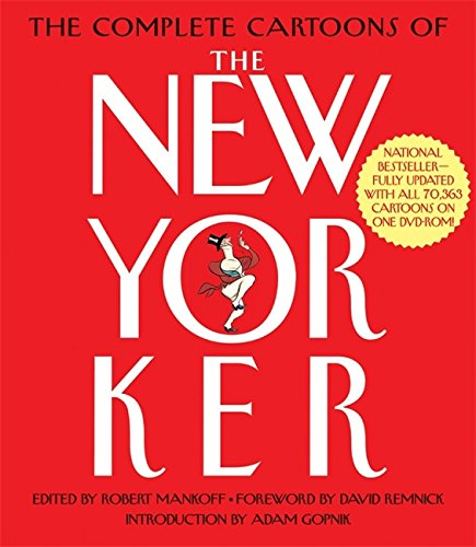 The Complete Cartoons Of The New Yorker  Book   Cd