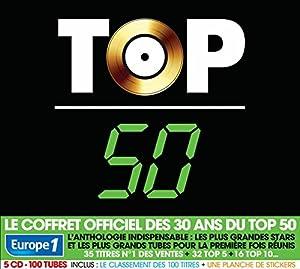 """Afficher """"Top 50"""""""