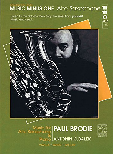 Read Online Advanced Alto Saxophone Solos - Volume 3 PDF