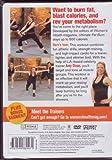 Womens Health Total Fitness Guide 2008 Ulitmate Fat Burn Dvd!