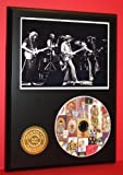 #10: Grateful Dead Album Art Collage Limited Edition Picture Disc CD Rare Collectible Music Display