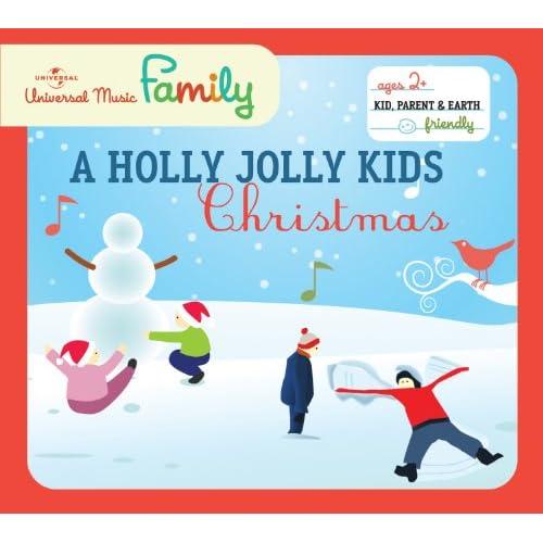 Holly Jolly Kids Christmas