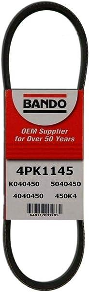 Bando USA 4PK1145 Belts