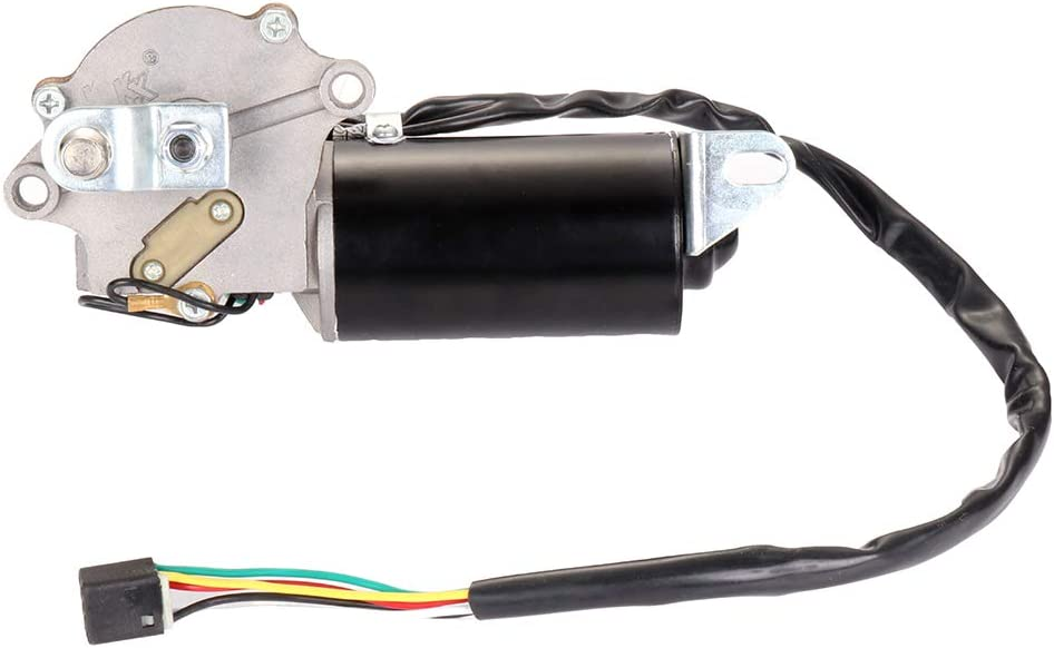 ROADFAR Windshield Wiper Motor Replacement fit for 1987-1995 Jeep Wrangler,56030005,620-00727,WPM432