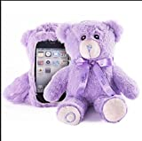 Best Auroralove Phone Case For Note 4s - Aurora® Stylish Cute 3D Bear Doll Toy Plush Review
