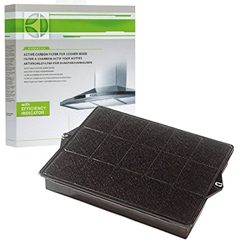 AEG Type 160 Charcoal Carbon Cooker Hood Vent Filter (290 x 230 x 37 mm) (Aeg Cooker Hoods)