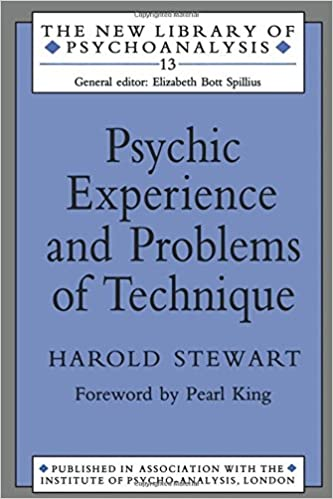 Book Psychic Experience and Problems of Technique (The New Library of Psychoanalysis)