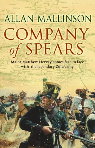 Company Of Spears: (Matthew Hervey Book 8) by Allan Mallinson (2007-03-01)