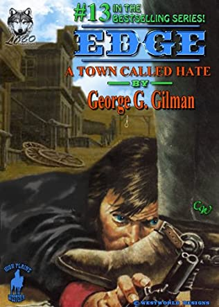 book cover of A Town Called Hate