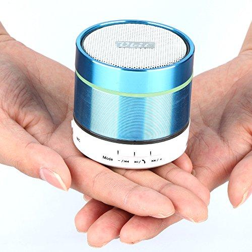 Bluetooth Speakers,Ubit Portable Wireless Speaker with Micro