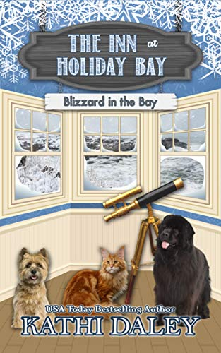 The Inn at Holiday Bay: Blizzard in the Bay by [Daley, Kathi]