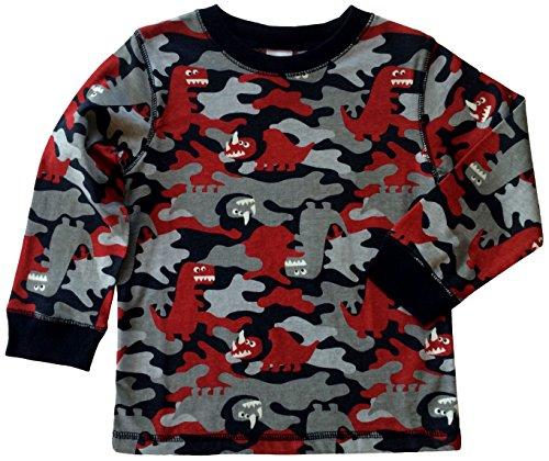 Gymboree Dino Camouflage Long Sleeved Shirt (12-18) ()