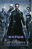 THE MATRIX POSTER Keanu Reeves RARE HOT NEW 24x36