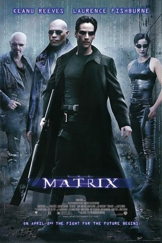 Image result for the matrix poster