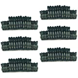 Fityle 120pcs Garden Support Clips for Vegetable Flower Vine Bushes Plant Greenhouse Use