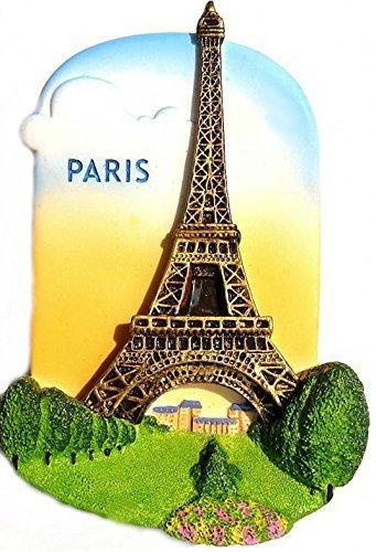 Eiffel Tower Paris France, High Quality Resin 3d