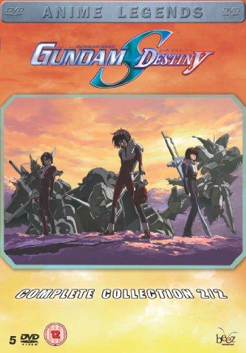 Gundam Seed Destiny Part 2 [Import - Part Gundam Destiny Seed