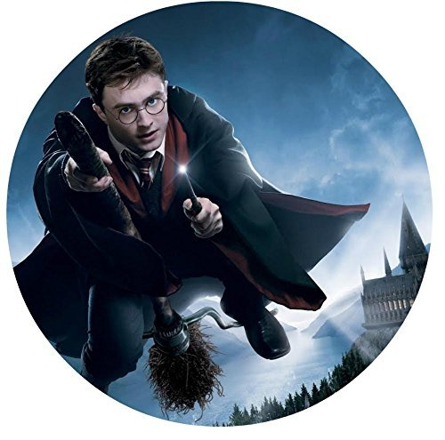 Harry Potter Image - Harry Potter Hogwarts Edible Image Photo Sugar Frosting Icing Cake Topper Sheet Birthday Party - 8