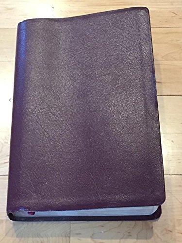 NELSON 2355BG - SPIRIT FILLED LIFE BIBLE (NKJV) - LARGE PRINT, GENUINE BURGUNDY BONDED LEATHER (Spirit Filled Life Bible Nkjv Large Print Leather)