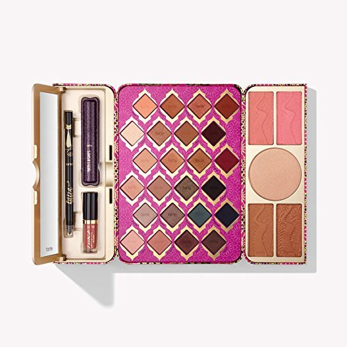Tarte Limited Edition Treasure Box Collector's - Paints Bloom Eye Cosmetics